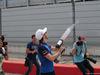 GP FRANCIA, 24.06.2018- Driver Parade, Pierre Gasly (FRA) Scuderia Toro Rosso STR13