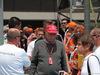 GP FRANCIA, 24.06.2018- Driver Parade, lauda