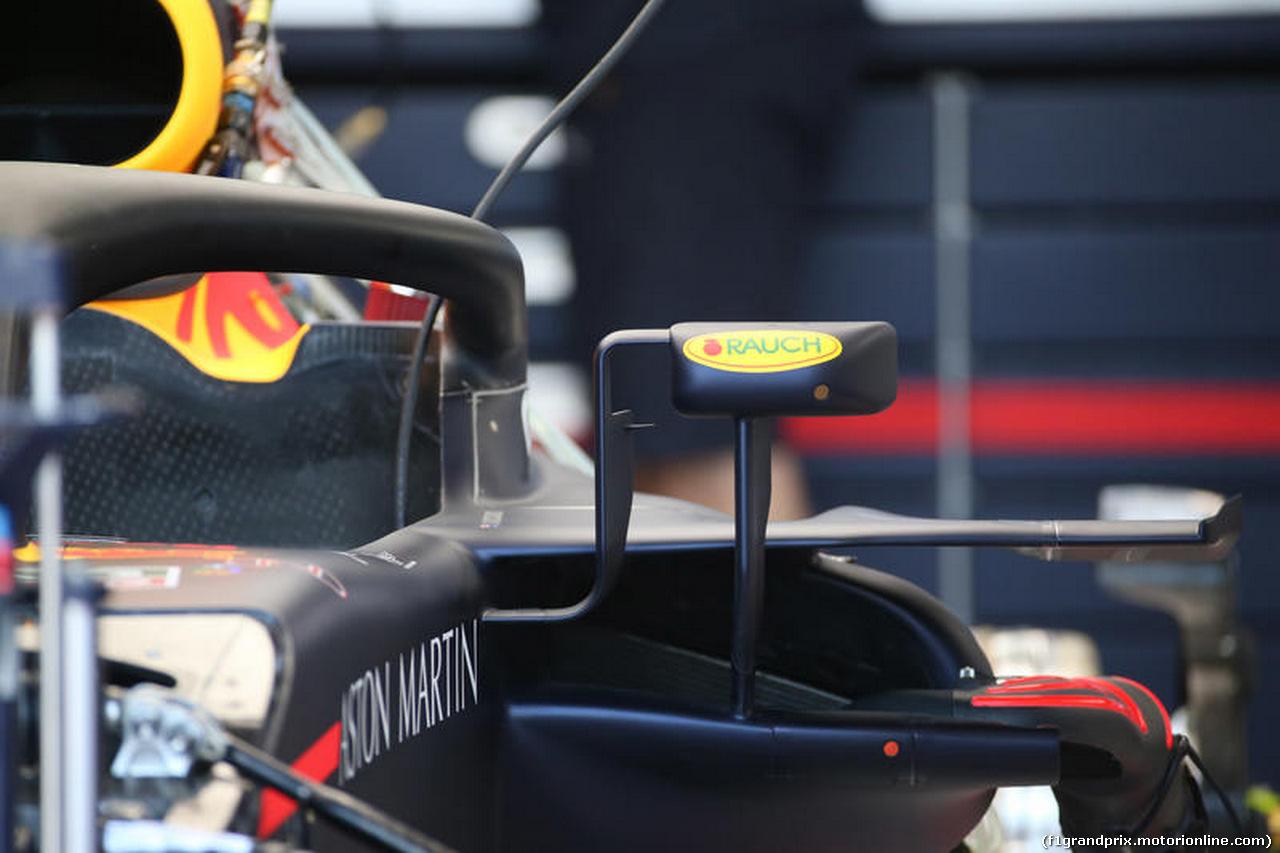 GP FRANCIA, 21.06.2018- Aston Martin Red Bull Racing RB14 Tech Detail