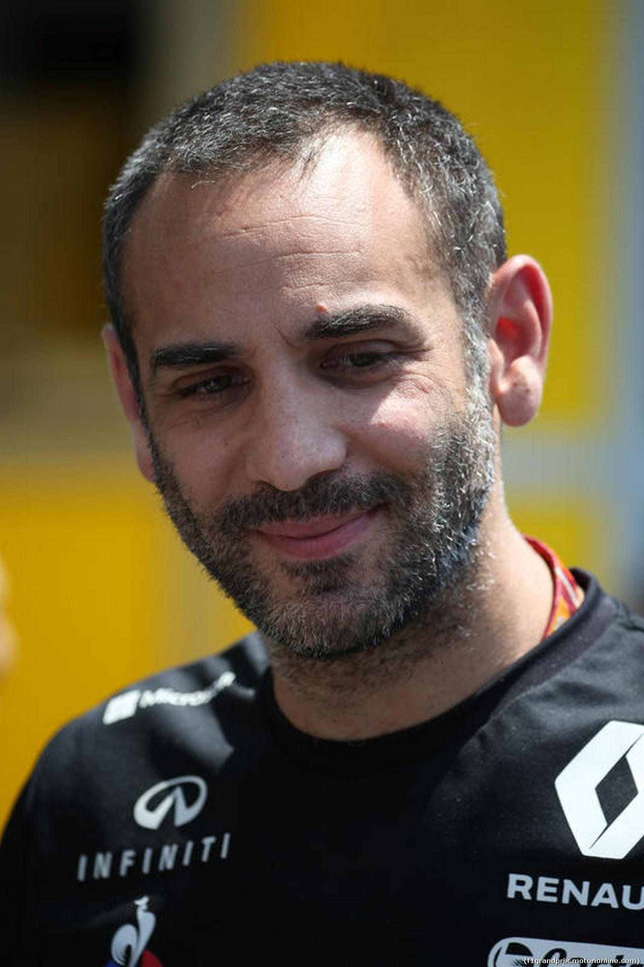 GP FRANCIA, 21.06.2018- Cyril Abiteboul (FRA) Renault Sport F1 Managing Director