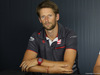 GP FRANCIA, 21.06.2018- Giovedi' Official Fia press conference, Romain Grosjean (FRA) Haas F1 Team VF-18