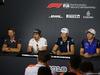 GP FRANCIA, 21.06.2018- Giovedi' Official Fia press conference,  L to R Romain Grosjean (FRA) Haas F1 Team VF-18, Fernando Alonso (ESP) McLaren Renault MCL33, Esteban Ocon (FRA) Sahara Force India F1 VJM11 e Pierre Gasly (FRA) Scuderia Toro Rosso STR13