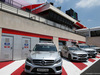 GP FRANCIA, 21.06.2018- Mercedes safety e medical cars