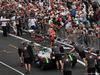 GP FRANCIA, 21.06.2018- Haas F1 Team VF-18 between fans