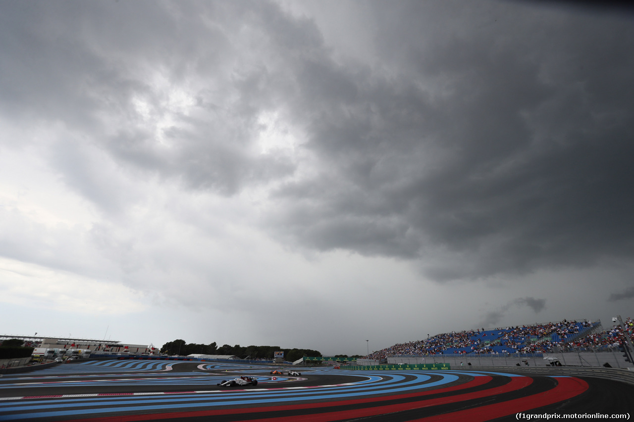 GP FRANCIA, 23.06.2018- Prove Libere 3,  Charles Leclerc (GER) Alfa Romeo Sauber C37