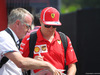 GP FRANCIA, 23.06.2018- Kimi Raikkonen (FIN) Ferrari SF71H
