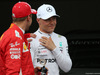 GP FRANCIA, 23.06.2018- Sebastian Vettel (GER) Ferrari SF71H e Valtteri Bottas (FIN) Mercedes AMG F1 W09