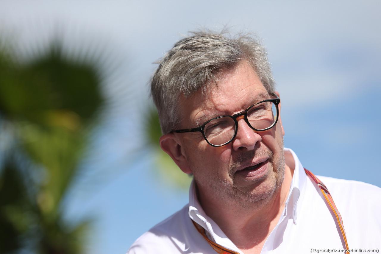 GP FRANCIA, 22.06.2018- Ross Brawn (GBR) Formula One Managing Director of Motorsports