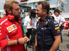 GP GERMANIA, 22.07.2018 - Gara, Christian Horner (GBR), Red Bull Racing, Sporting Director