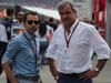GP GERMANIA, 22.07.2018 - Gara, Nicola Todt (FRA) e Carlos Sainz (ESP) WRC Champion former