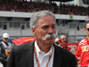 GP GERMANIA, 22.07.2018 - Gara, Chase Carey (USA) Formula One Group Chairman