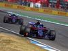 GP GERMANIA, 22.07.2018 - Gara, Brendon Hartley (NZL) Scuderia Toro Rosso STR13 davanti a Pierre Gasly (FRA) Scuderia Toro Rosso STR13