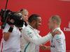 GP GERMANIA, 22.07.2018 - Gara, Lewis Hamilton (GBR) Mercedes AMG F1 W09 vincitore e 2nd place Valtteri Bottas (FIN) Mercedes AMG F1 W09