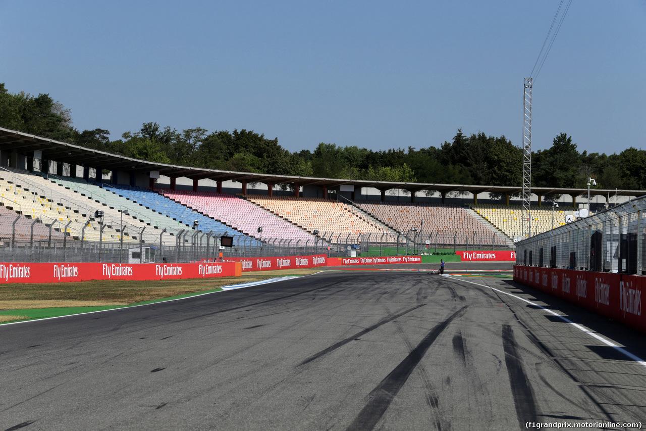 GP GERMANIA, 19.07.2018 - track detail