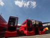 GP GERMANIA, 19.07.2018 - Ferrari motorhome