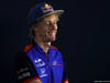 GP GERMANIA, 19.07.2018 - Conferenza Stampa, Brendon Hartley (NZL) Scuderia Toro Rosso STR13