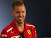GP GERMANIA, 19.07.2018 - Conferenza Stampa, Sebastian Vettel (GER) Ferrari SF71H