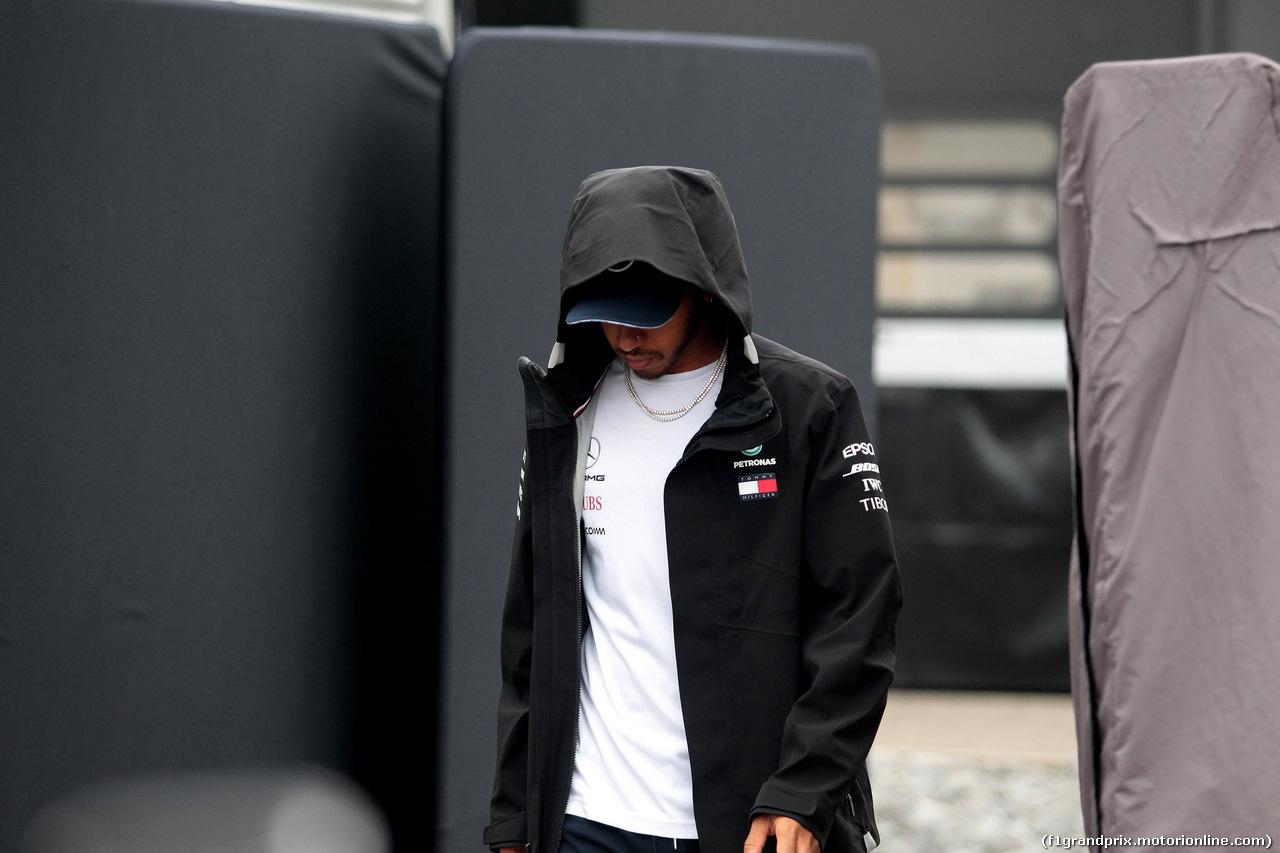 GP GERMANIA, 21.07.2018 - Lewis Hamilton (GBR) Mercedes AMG F1 W09