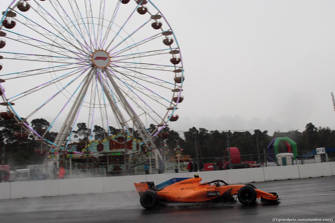 GP GERMANIA, 21.07.2018 - Prove Libere 2, Stoffel Vandoorne (BEL) McLaren MCL33