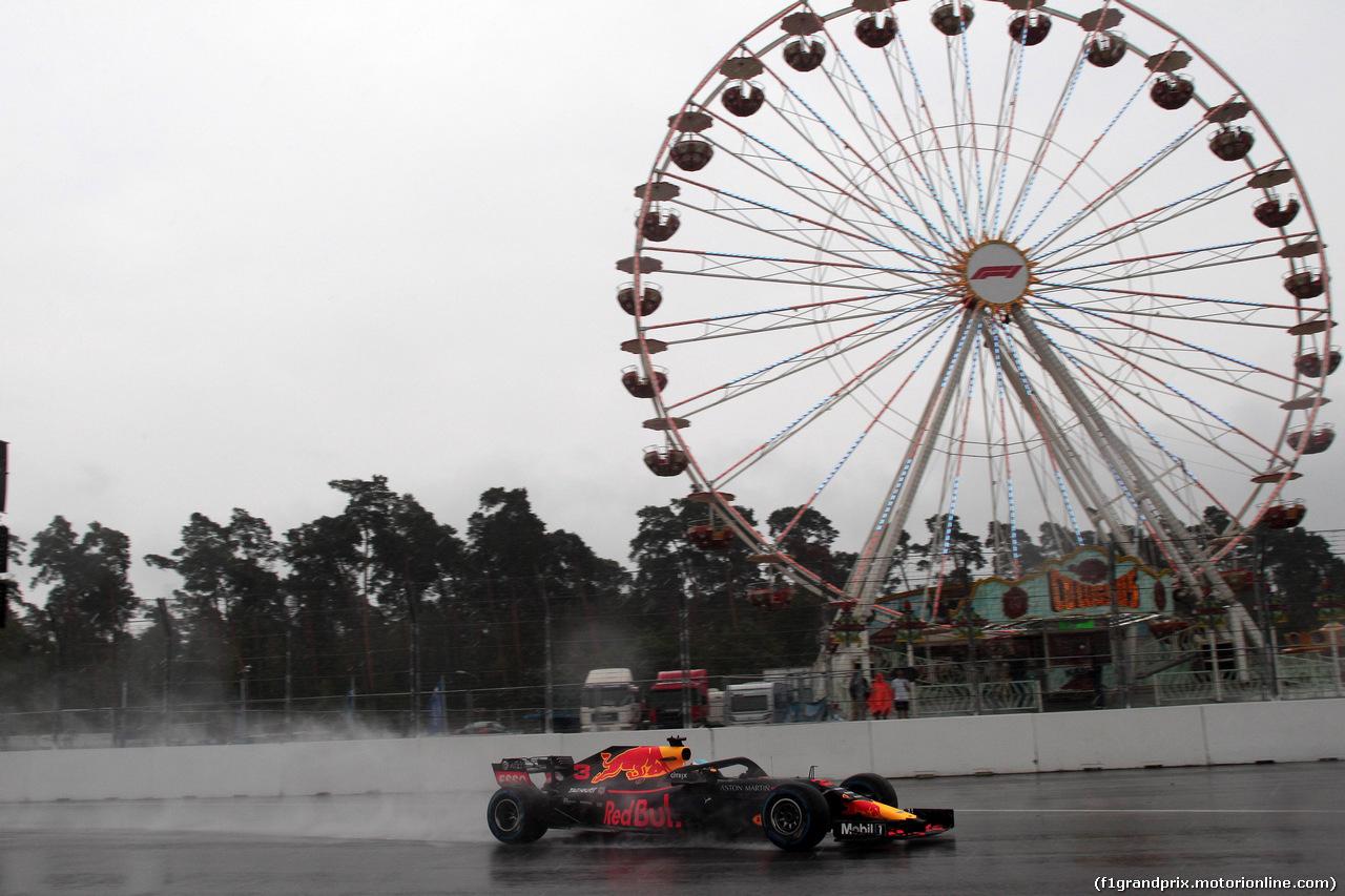 GP GERMANIA, 21.07.2018 - Prove Libere 2, Daniel Ricciardo (AUS) Red Bull Racing RB14