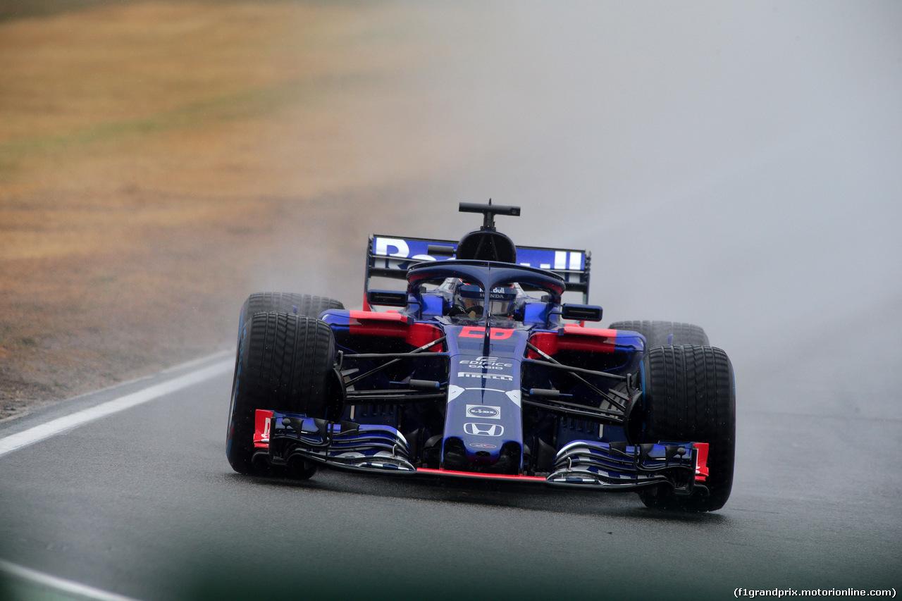 GP GERMANIA, 21.07.2018 - Prove Libere 2, Pierre Gasly (FRA) Scuderia Toro Rosso STR13