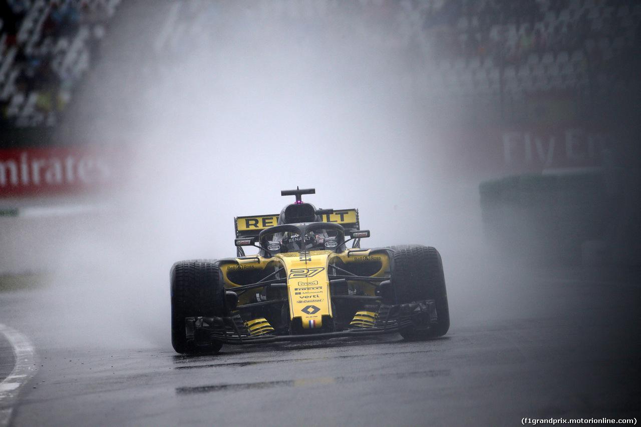 GP GERMANIA, 21.07.2018 - Prove Libere 2, Nico Hulkenberg (GER) Renault Sport F1 Team RS18