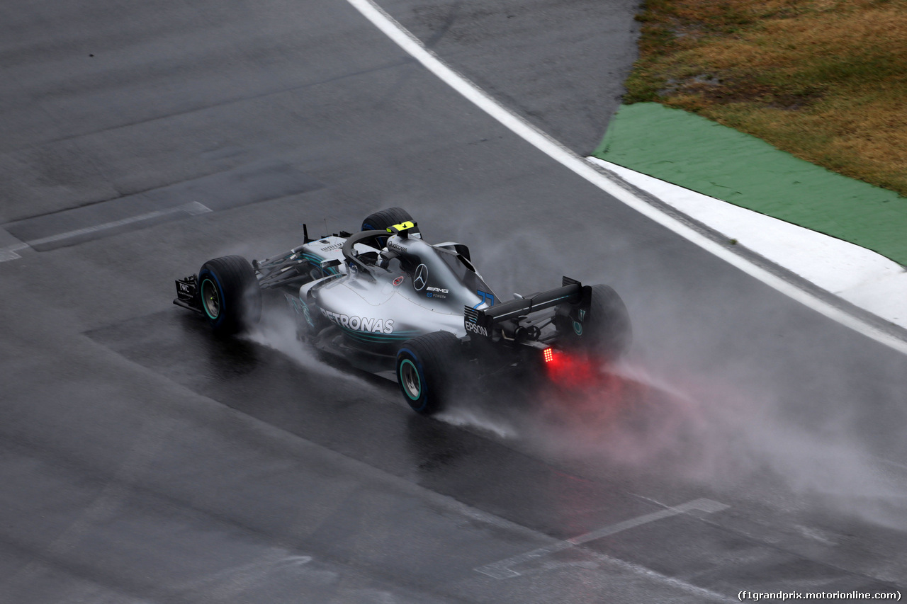 GP GERMANIA, 21.07.2018 - Prove Libere 2, Valtteri Bottas (FIN) Mercedes AMG F1 W09