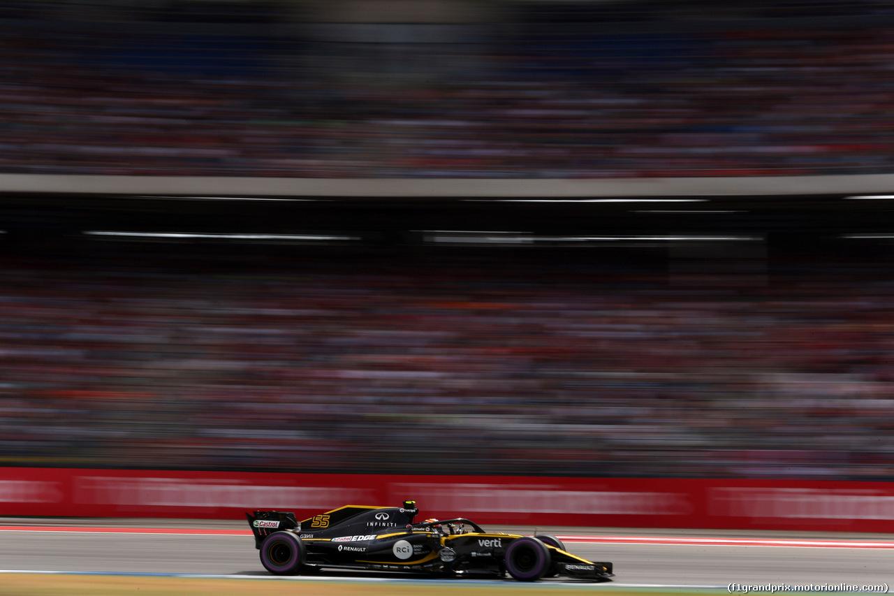 GP GERMANIA, 21.07.2018 - Qualifiche, Carlos Sainz Jr (ESP) Renault Sport F1 Team RS18
