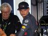 GP GERMANIA, 21.07.2018 - Free Practice 2, (L-R) Frits van Amersfoort e Max Verstappen (NED) Red Bull Racing RB14