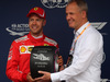 GP GERMANIA, 21.07.2018 - Qualifiche, Sebastian Vettel (GER) Ferrari SF71H pole position