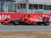 GP GERMANIA, 21.07.2018 - Qualifiche, Sebastian Vettel (GER) Ferrari SF71H pole position waves to the fans
