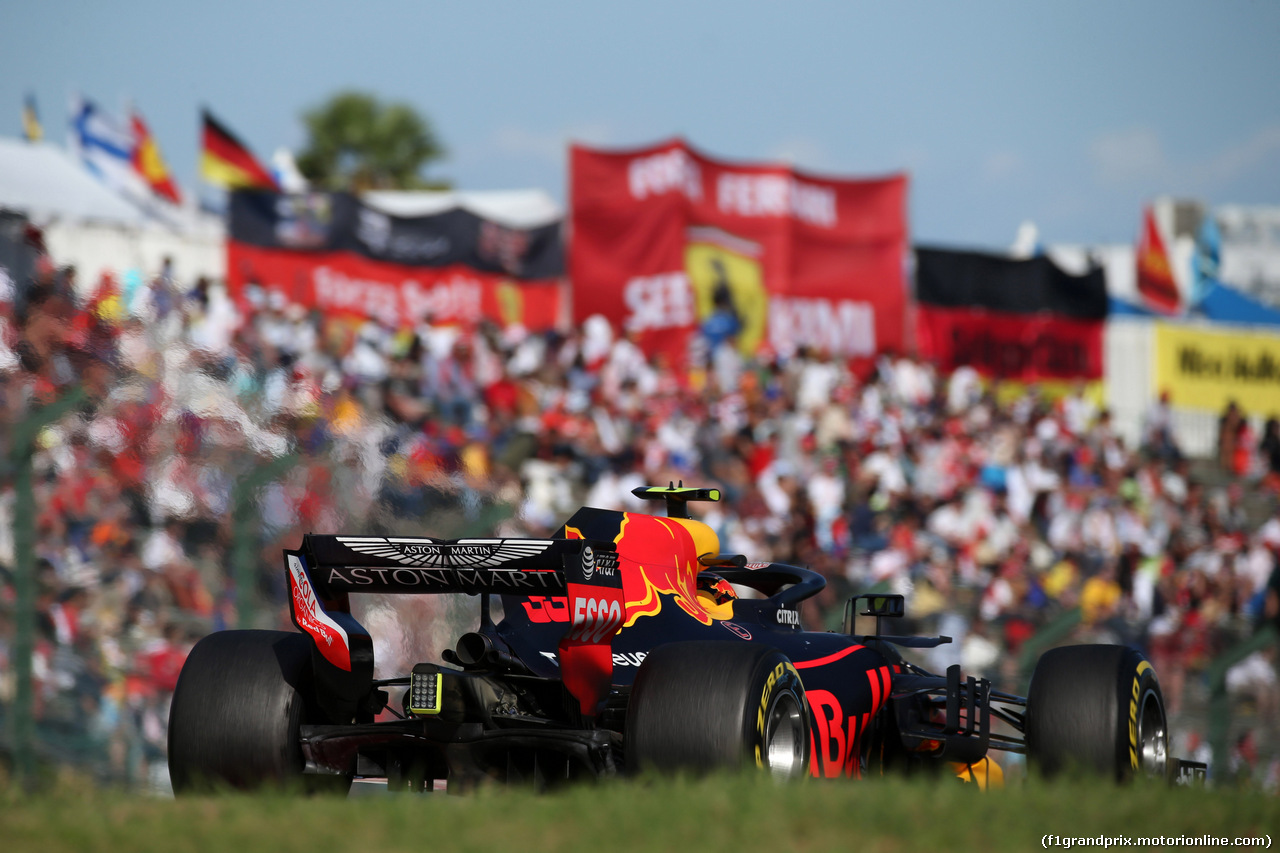 GP GIAPPONE, 07.10.2018 - Gara, Max Verstappen (NED) Red Bull Racing RB14