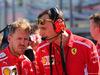 GP GIAPPONE, 07.10.2018 - Gara, Sebastian Vettel (GER) Ferrari SF71H e Riccardo Adami (ITA) Ferrari Gara Engineer