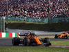 GP GIAPPONE, 07.10.2018 - Gara, Stoffel Vandoorne (BEL) McLaren MCL33 davanti a Fernando Alonso (ESP) McLaren MCL33