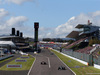 GP GIAPPONE, 07.10.2018 - Gara, Kevin Magnussen (DEN) Haas F1 Team VF-18 e Lewis Hamilton (GBR) Mercedes AMG F1 W09