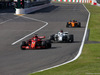 GP GIAPPONE, 07.10.2018 - Gara, Sebastian Vettel (GER) Ferrari SF71H davanti a Marcus Ericsson (SUE) Sauber C37