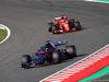 GP GIAPPONE, 07.10.2018 - Gara, Brendon Hartley (NZL) Scuderia Toro Rosso STR13 e Sebastian Vettel (GER) Ferrari SF71H