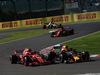 GP GIAPPONE, 07.10.2018 - Gara, Kimi Raikkonen (FIN) Ferrari SF71H e Max Verstappen (NED) Red Bull Racing RB14