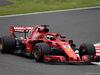 GP GIAPPONE, 05.10.2018 - Free Practice 1, Sebastian Vettel (GER) Ferrari SF71H
