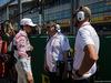 GP GRAN BRETAGNA, 08.07.2018- partenzaing grid,  Esteban Ocon (FRA) Sahara Force India F1 VJM11