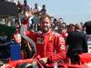 GP GRAN BRETAGNA, 08.07.2018- Festeggiamenti in parc fermee,  winner Sebastian Vettel (GER) Ferrari SF71H