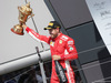 GP GRAN BRETAGNA, 08.07.2018- Podium, winner Sebastian Vettel (GER) Ferrari SF71H