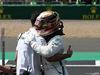 GP GRAN BRETAGNA, 07.07.2018- Qualifiche celebration, pole position Lewis Hamilton (GBR) Mercedes AMG F1 W09