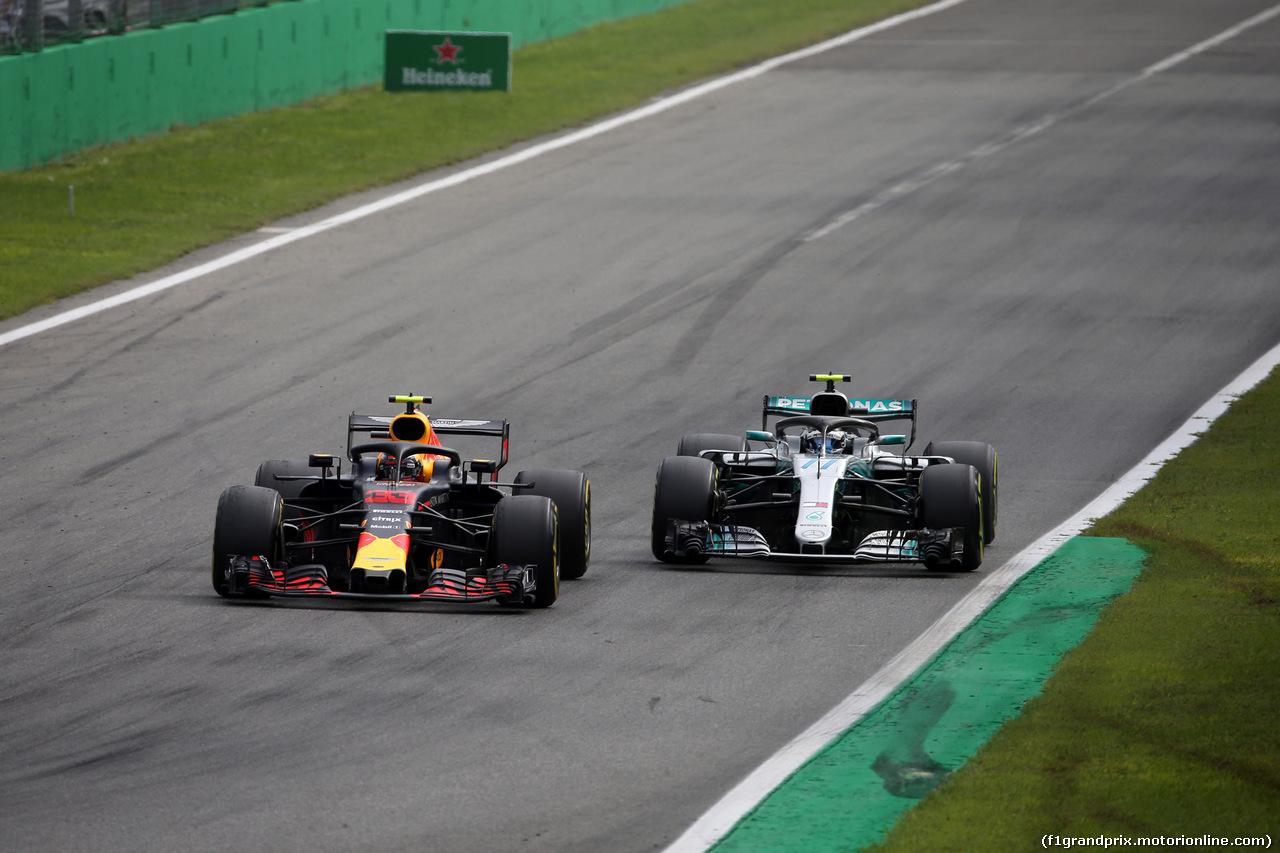 GP Italia 2018, fondo irregolare: Grosjean escluso dalla gara di Monza