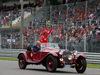 GP ITALIA, 02.09.2018 - Drivers parade, Kimi Raikkonen (FIN) Ferrari SF71H