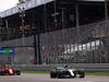 GP ITALIA, 02.09.2018 - Gara, Kimi Raikkonen (FIN) Ferrari SF71H e Valtteri Bottas (FIN) Mercedes AMG F1 W09