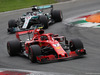 GP ITALIA, 02.09.2018 - Gara, Kimi Raikkonen (FIN) Ferrari SF71H e Lewis Hamilton (GBR) Mercedes AMG F1 W09