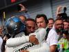 GP ITALIA, 02.09.2018 - Gara, Lewis Hamilton (GBR) Mercedes AMG F1 W09 vincitore e 3rd place Valtteri Bottas (FIN) Mercedes AMG F1 W09