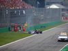 GP ITALIA, 02.09.2018 - Gara, Crash, Brendon Hartley (NZL) Scuderia Toro Rosso STR13