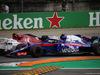 GP ITALIA, 02.09.2018 - Gara, Charles Leclerc (MON) Sauber C37 e Pierre Gasly (FRA) Scuderia Toro Rosso STR13